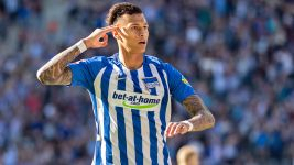Late Hertha rally earns Augsburg draw