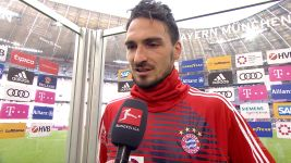 "Watch: Hummels ""It's possible to beat Real Madrid"""