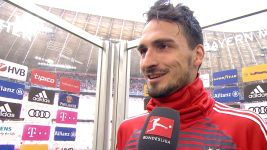 "Watch: Hummels ""The young guys played really well"""