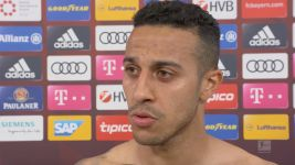 "Watch: Thiago ""We want to win at the Bernabeu"""