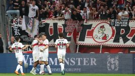 Stuttgart stun Leverkusen to boost European hopes