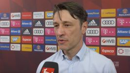 Watch: Kovac wishes Bayern well for UCL