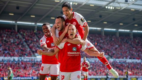 Mainz 3-0 RB Leipzig: As it happened!
