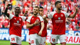 Mainz claim vital win over Leipzig