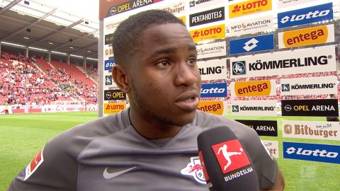"Watch: Lookman ""Focused until the end"""