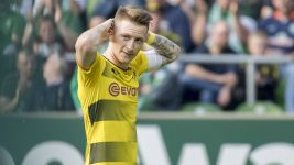 Dortmund frustrated in Bremen