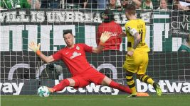 Bremen 1-1 Dortmund: As it happened!