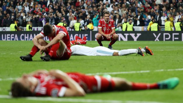 Last Time Bayern Won Champions League