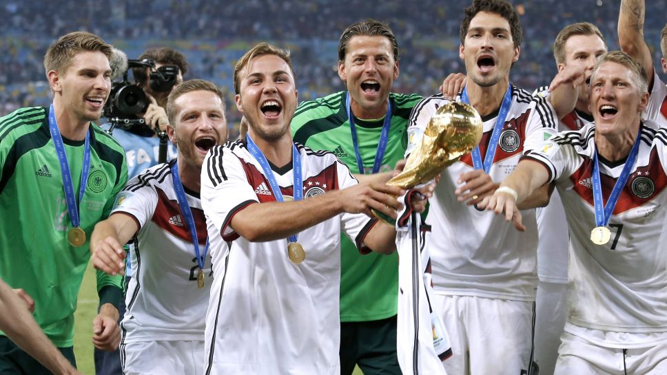 Bundesliga Germany S 2014 Fifa World Cup Winning Squad Where Are They Now