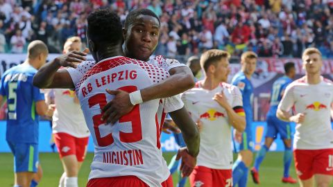 Lookman and Co. fire Leipzig past Wolfsburg