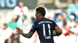 James on target as Bayern beat Cologne