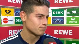 "Watch: James: ""I don't think it was fair"""