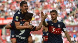Cologne 1-3 Bayern: As it happened!