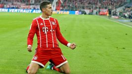 James Rodriguez: a debut season to savour