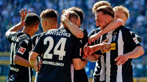 Watch: Gladbach 3-1 Freiburg
