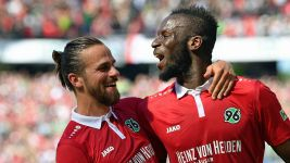 Watch: Hannover 3-1 Hertha Berlin