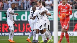 Watch: Frankfurt 3-0 Hamburg