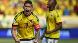 "James: ""I want to reach World Cup semis or final"""