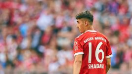 Who is Bayern Munich teen Meritan Shabani?
