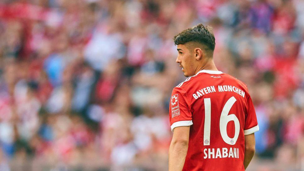 Shabani Bayern