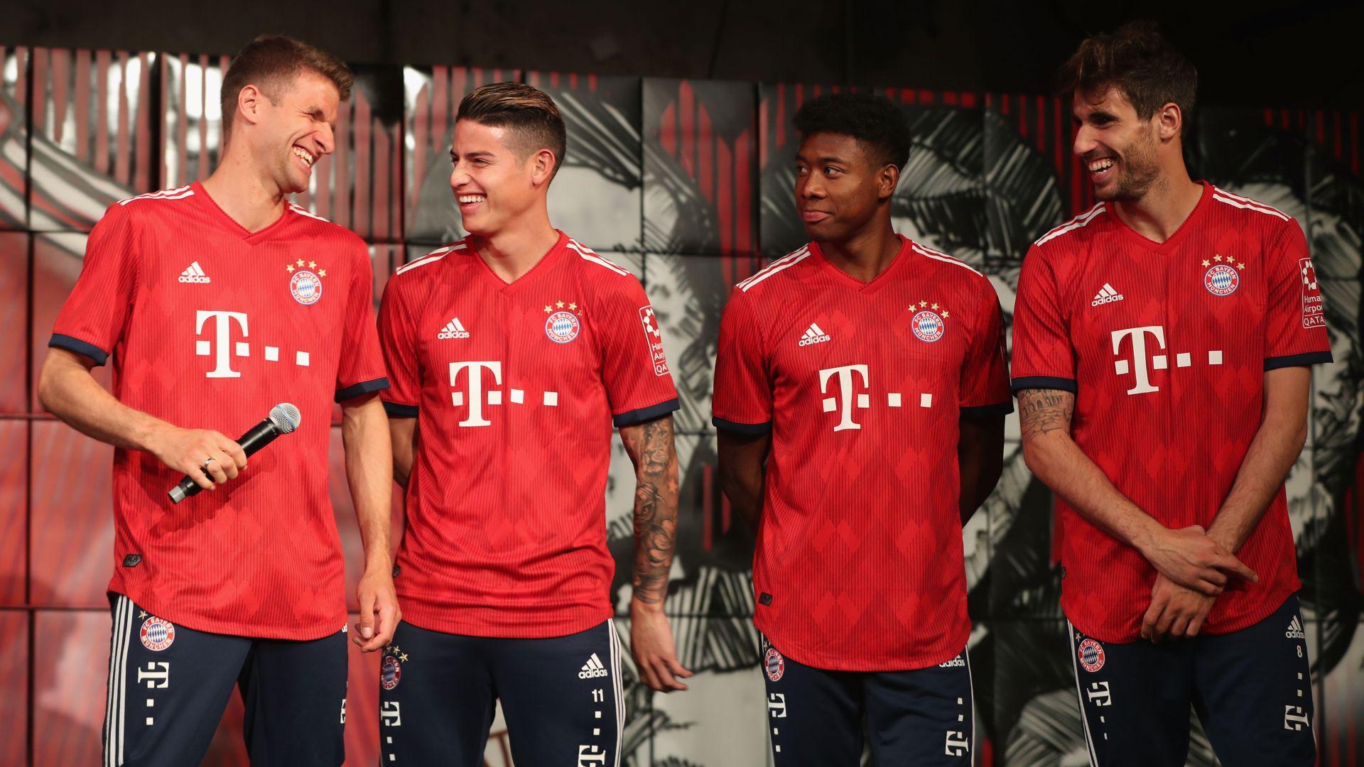 Estos son los uniformes de los equipos de la liga alemana para la temporada  2018 2019 709913b6ec869