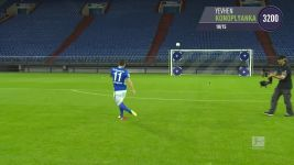 Watch: Schalke's free-kick challenge!