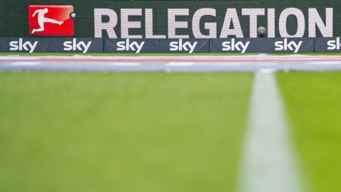 What is the relegation play-off?