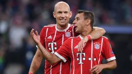 New deals for Robben and Rafinha