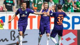 Bremen hit back to win in Mainz