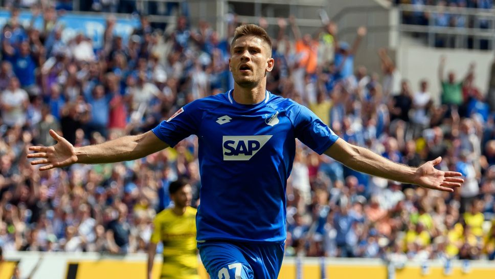 Bundesliga | Andrej Kramaric: Hoffenheim's Croatian catalyst who has risen  from the bottom to the top