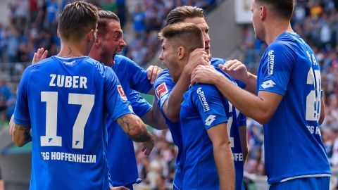 Hoffenheim 3-1 Dortmund: As it happened!