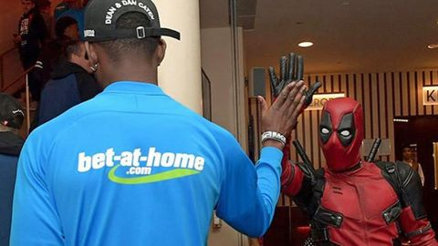 Deadpool star sees Leipzig run riot at Hertha