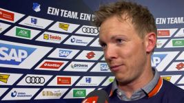 "Watch: Nagelsmann: ""Took six weeks to find form"""