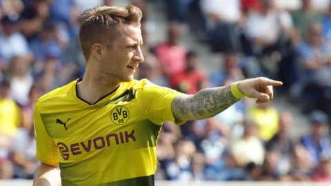 "Reus: ""Dortmund can't continue like this"""