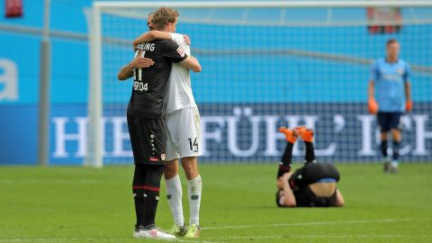 Watch: Leverkusen 3-2 Hannover