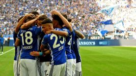 Watch: Schalke 1-0 Frankfurt