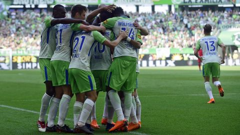 Watch: Wolfsburg 4-1 Cologne