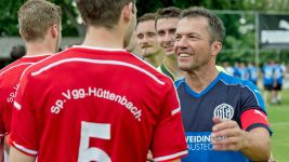 Matthäus 'retires' after Sunday league game