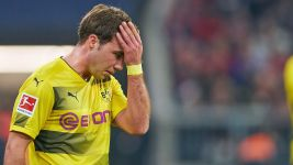 No World Cup? Good for Mario Götze