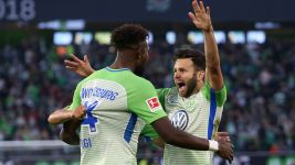 Wolfsburg 3-1 Kiel: Play-off - As it happened!