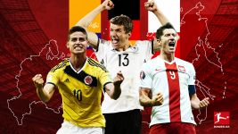 Bundesliga stars at the World Cup