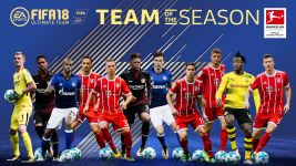 YOUR 2017/18 Bundesliga FIFA 18 Team of the Season