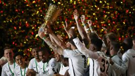 Frankfurt into Europe after DFB Cup fairy tale
