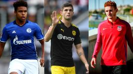McKennie, Pulisic and Sargent in USA squad