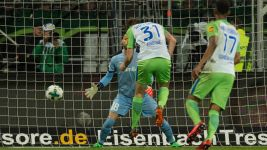 Kiel 0-1 Wolfsburg: As it happened!