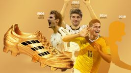 World Cup's Golden Boot a Bundesliga race