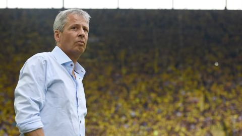 Dortmund appoint Favre as coach