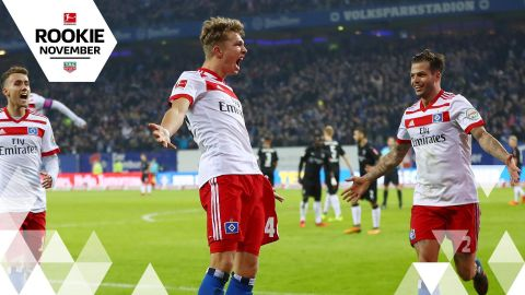 Fiete Arp for Rookie of the Season?
