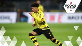 Jadon Sancho for Rookie of the Season?