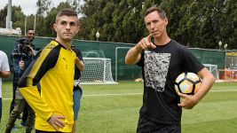 "Nash: ""Pulisic a transcendent player"""
